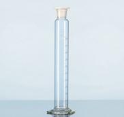Ống đong thủy tinh có nút nhựa, class B - SCHOTT- DURAN